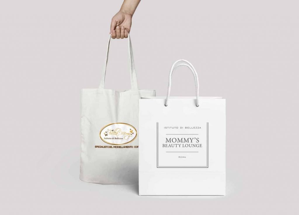 Shopper Personalizzate - Gemmagraf Tipografia Roma zona Centocelle