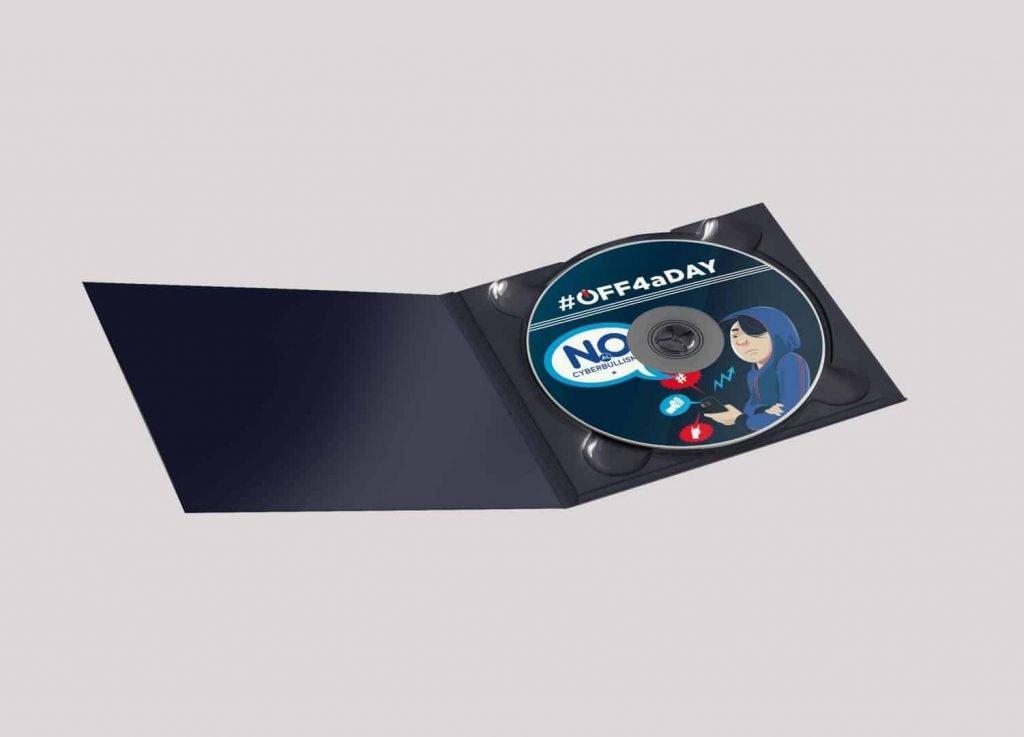 Stampa su CD e DVD - Gemmagraf Tipografia Roma zona Centocelle