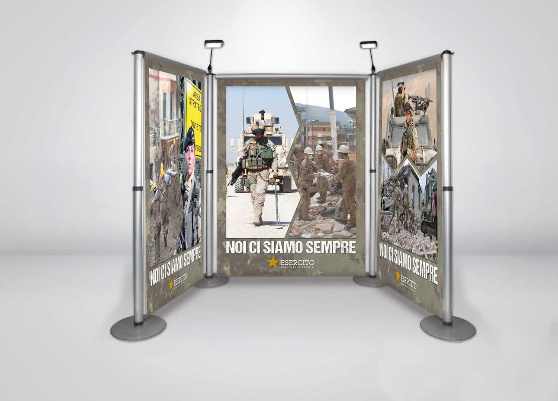 Totem Pubblicitari - Gemmagraf Tipografia Roma zona Centocelle