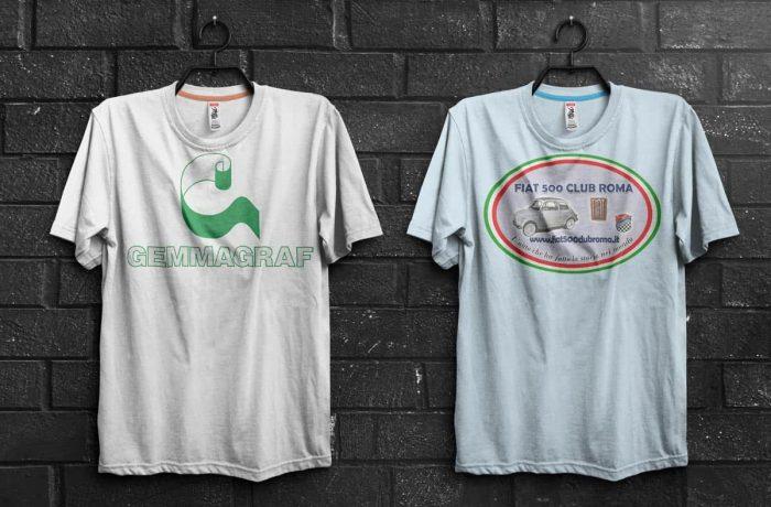 stampa magliette personalizzate - gemmagraf tipografia roma zona centocelle