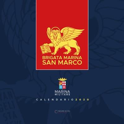 Calendario Marina Militare 2020 - da parete