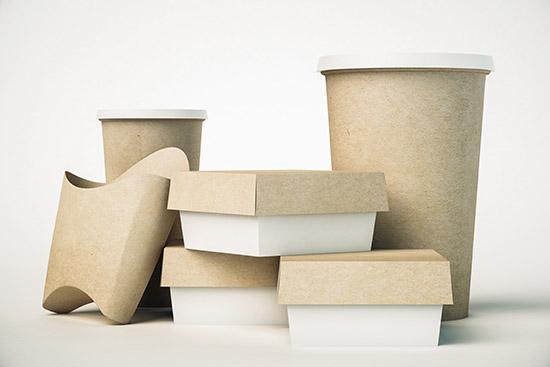 stampa packaging take away