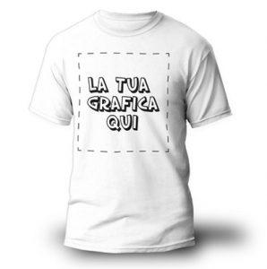 stampa di t-shirt personalizzate